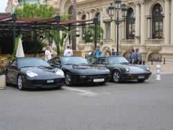 Ranska, Nizza, Italia San Remo ja Monaco 1.-8.8.2004