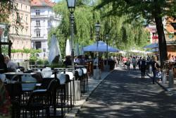 Ljubljana, Slovenia ja Zagreb, Kroatia 12.-15.6.2013