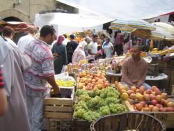 Marokko, Tetuan 6.10.2005