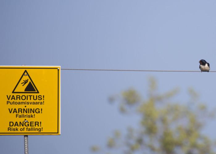Örö varoitus