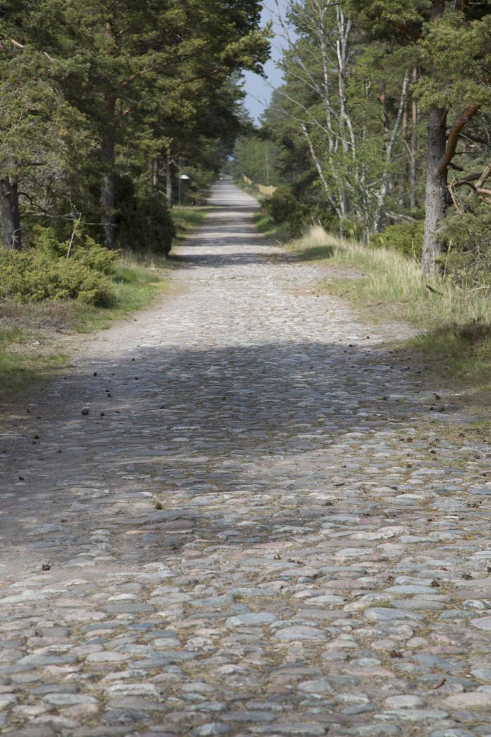 Örö85 pitkä tie