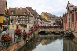 Sveitsi, Alsacen viinitie, Ranska ja satujen Schwarzwald, Saksa 15.–19.9.2016