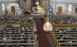 Seutukunnallinen kirkkopäivä Merikarvialla 14.6.2018
